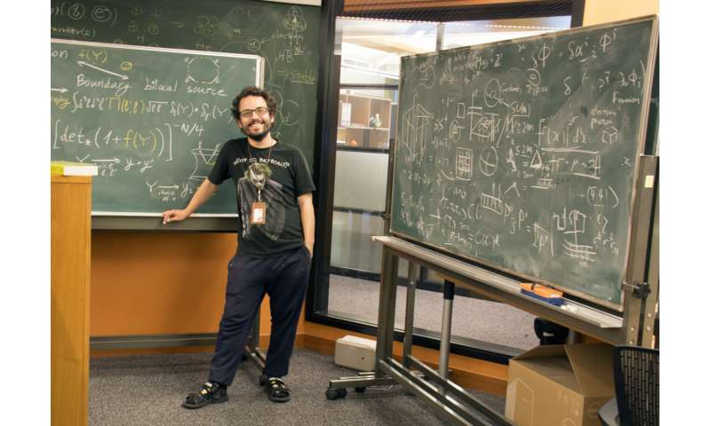 New Mathematics Reveals Holography and Twistor Theory