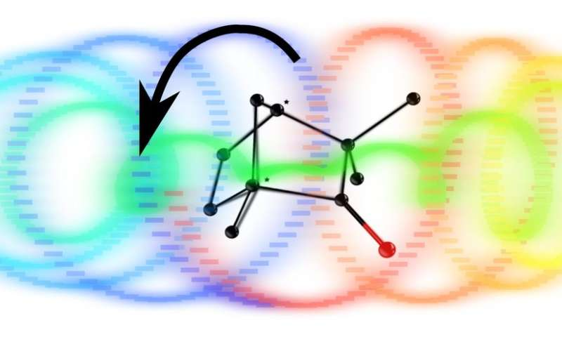New method to determine molecule chirality