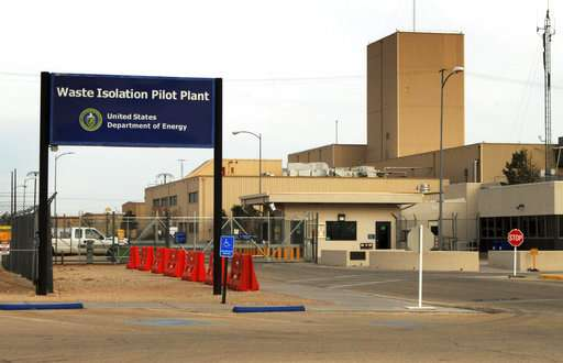 New Mexico nuke repository studied for plutonium storage