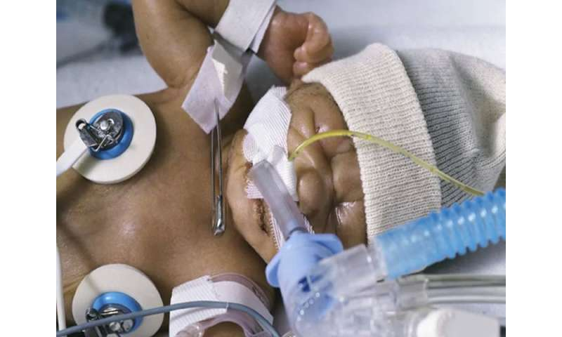 NICU antibiotic use rates declined from 2013 to 2016