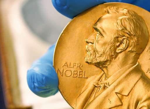 Nobel Prize in physics to be announced Tuesday
