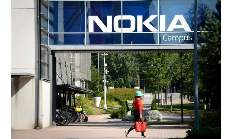 "Nokia—its Finland HQ pictured here—is to help T-Mobile deploy a superfast ""5G"" mobile internet network across the Unit"