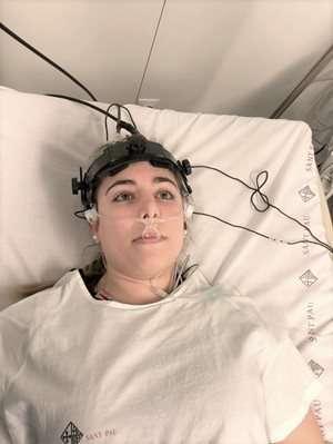 Noninvasive optical sensors provide real-time brain monitoring after stroke