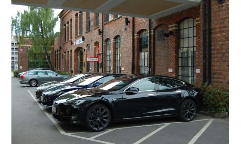 Norway is a seen as a global testing ground for electric cars