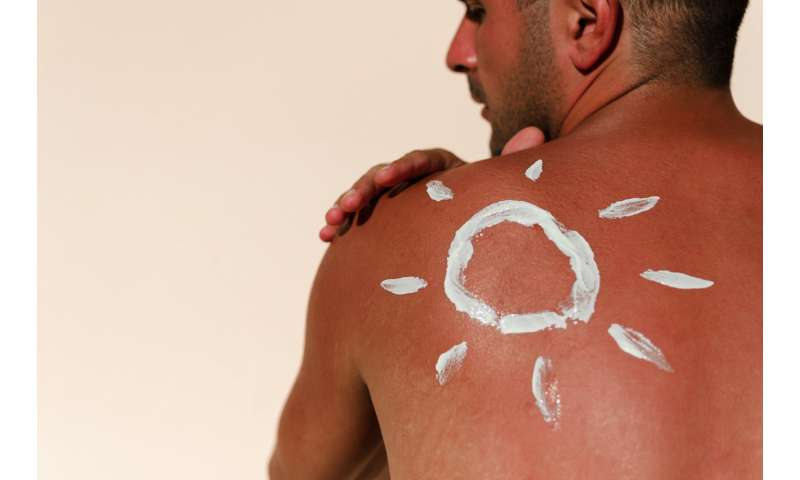 No safe suntan, but research suggests there may be a way to reduce 'old leathery' look