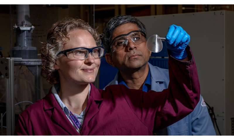 Novel membrane advances low-cost, grid-scale energy storage