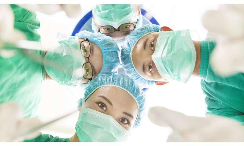 Novel protective mask for medical personnel