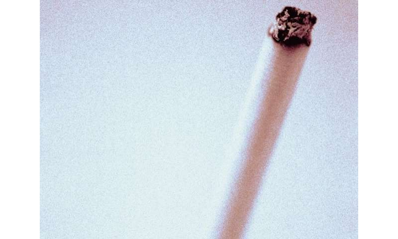 Obesity paradox seen in T2DM modified by smoking status