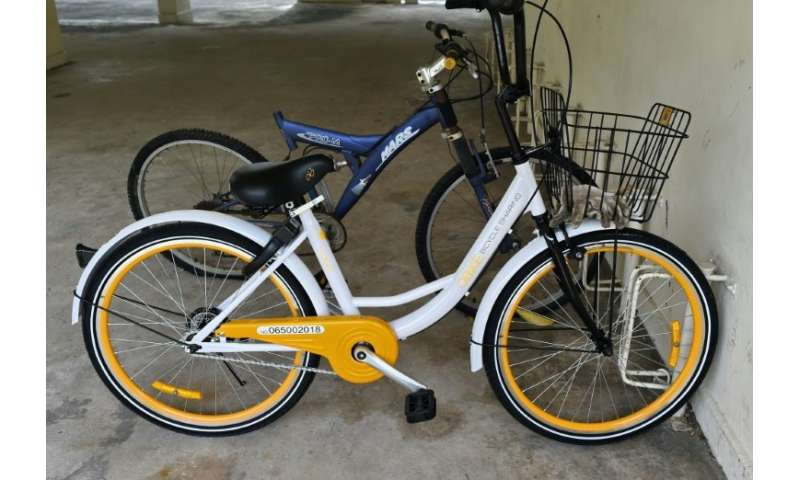 oBike suddenly wound up operations in the city-state last month citing difficulty in complying with new regulations, which inclu