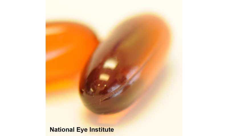Omega-3s from fish oil supplements no better than placebo for dry eye