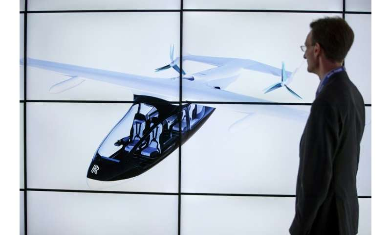 One expert cautioned that Rolls-Royce's flying taxi concept was in reality a development platform to test the new electrical pro