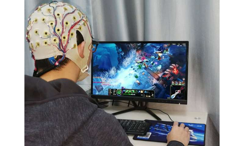 One hour of video gaming can increase the brain's ability to focus