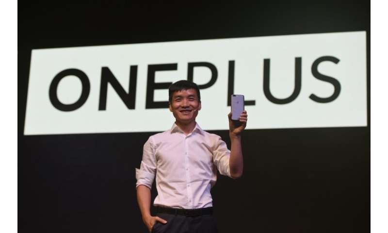 OnePlus CEO Pete Lau wants his company's smartphones to take European markets by storm