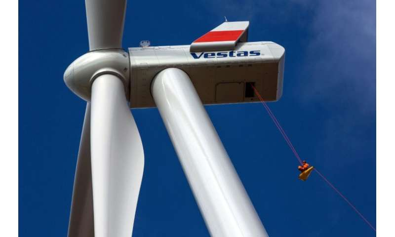 Orders keep on pouring in for Vestas, the world's largest wind turbine maker