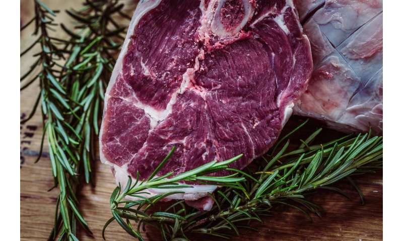 Organic, grass fed and hormone-free—does this make red meat any healthier?