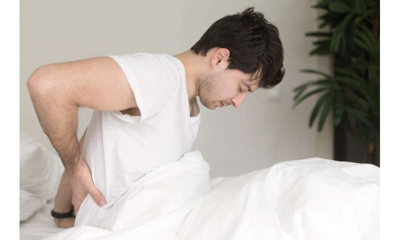 Osteopathy can be used to treat mental health related to back pain – new study