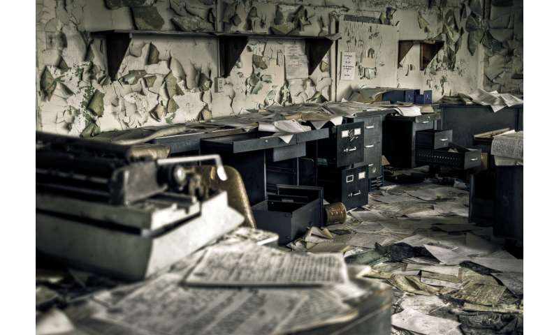 Our workplaces are filthy and it's costing us all
