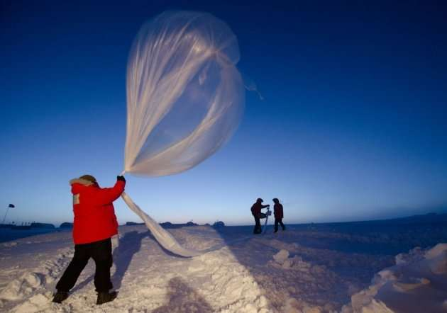 Ozone hole is both environmental success story and global threat