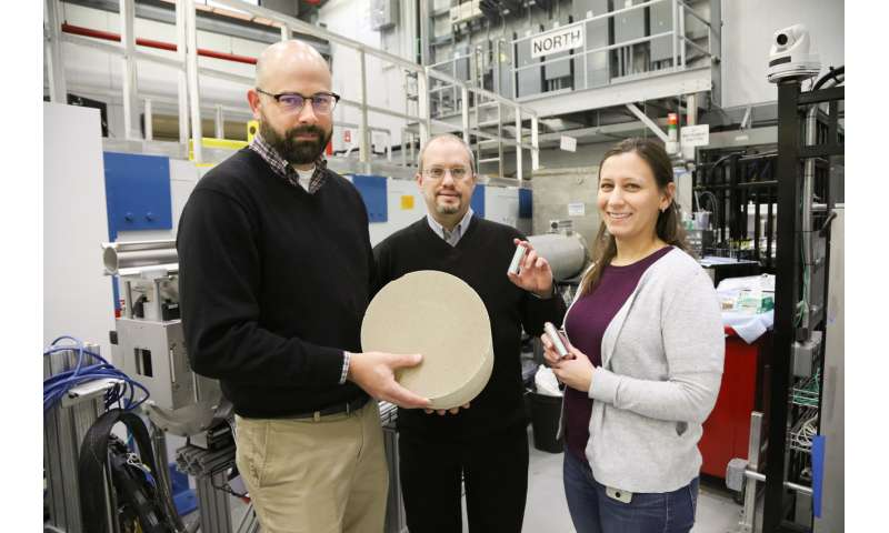 Particulate filter research may enable more fuel-efficient vehicles