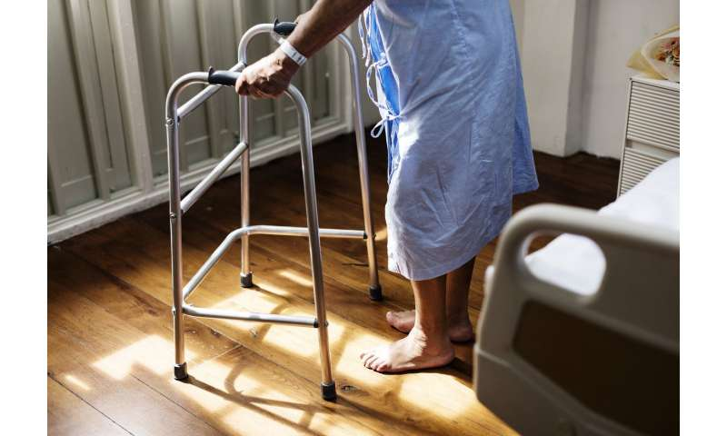 Neglect common in English care homes