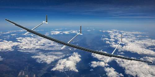 Persistence a key feature of solar-powered Odysseus autonomous aircraft