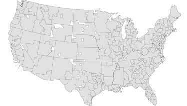 Pitt physicians devise emergency and trauma care referral map for US