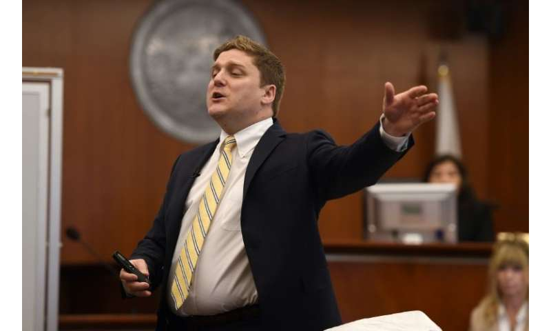 Plaintiff attorney Brent Wisner wants jurors to punish Monsanto for concealing the cancer risks of its weed killer—to the tune o