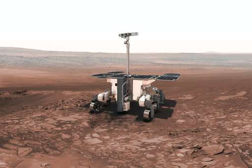 Planet Earth works on 3 Mars lander to follow InSight