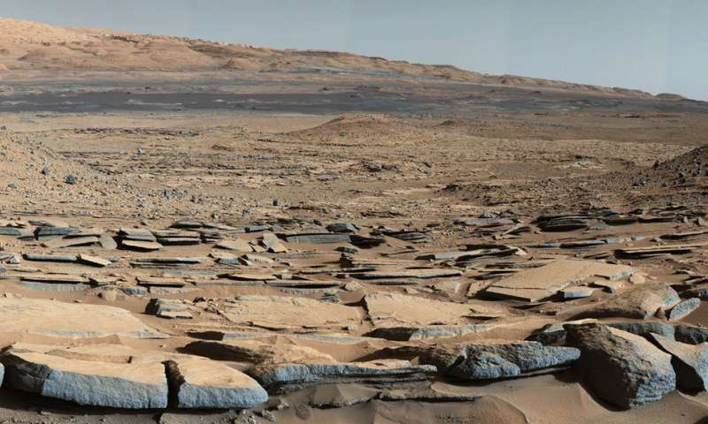 Plan to bring back rocks from Mars is our best bet for finding clues of past life