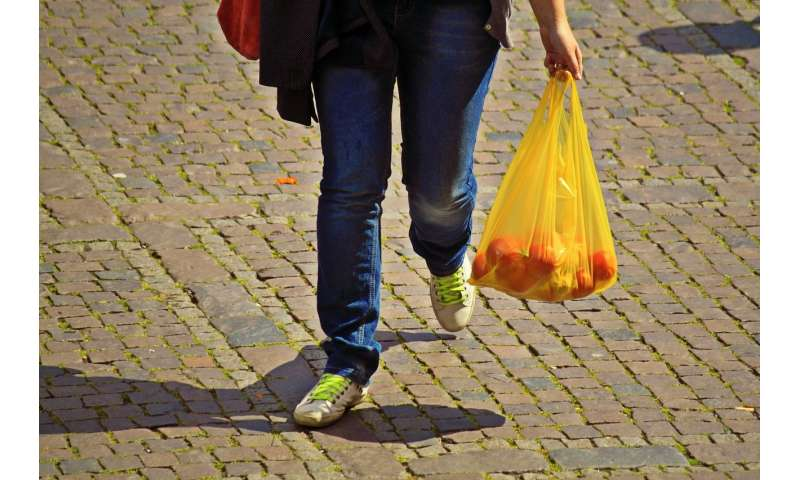Why plastic bags are so hard to get rid of