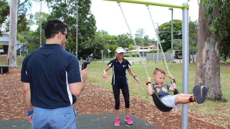 Playground study tests accuracy of kids' activity trackers