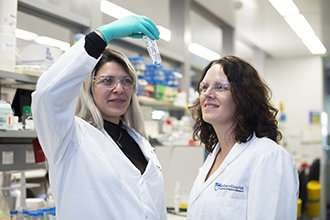 Policing protein restrains genes to enable healthy development