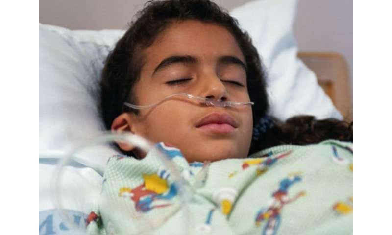 Polio-like condition in children on rise again in the united states