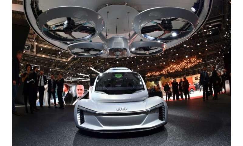 Geneva 2018: Pal-V Liberty Flying Car Makes Its Public Debut