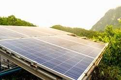 Portable solar energy system powers rural development