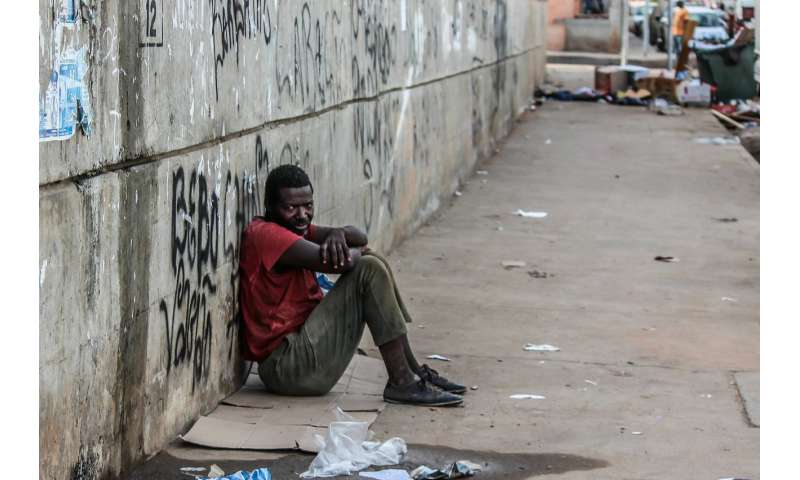 poverty Africa