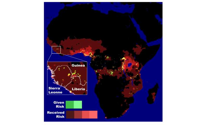 Predicting disease emergence from forest fragmentation