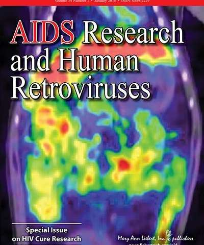 Progress toward an HIV cure in annual special issue of AIDS Research