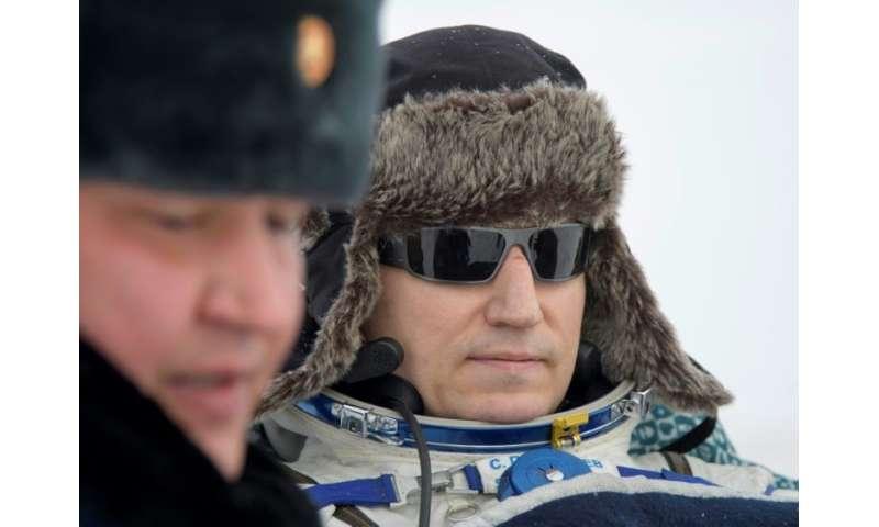 Prokopyev, along with fellow Russian Oleg Kononenko, last week carried out a gruelling space walk lasting almost eight hours to