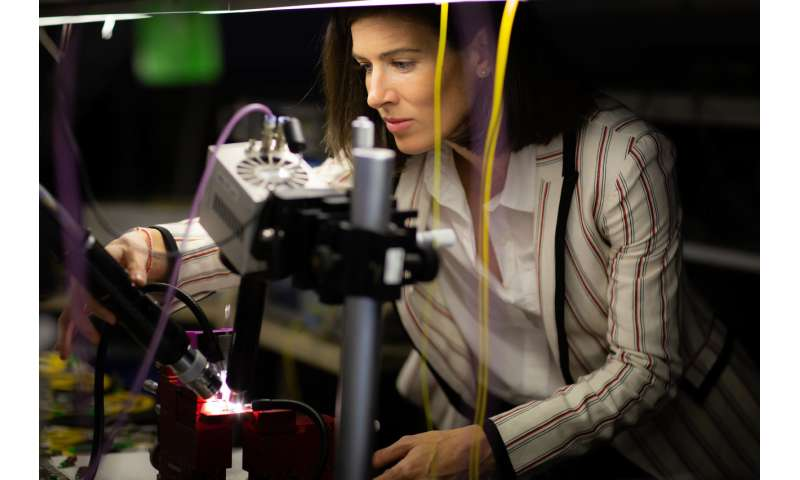 Quantum on the edge: Light shines on new pathway for quantum technology