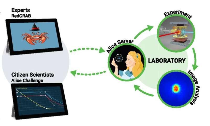 Quantum science turns social