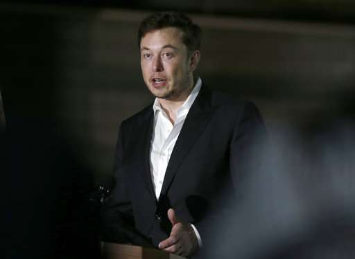 Questions loom over Tesla deal after CEO reveals Saudi link