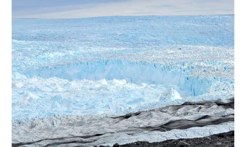 Quirky glacial behavior explained