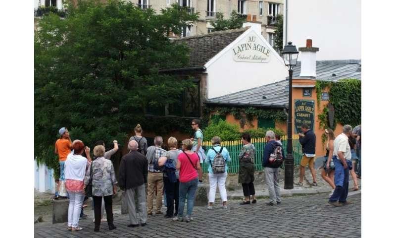 """Au Lapin Agile"" is the last traditional cabaret in Paris' iconic Montmartre district"