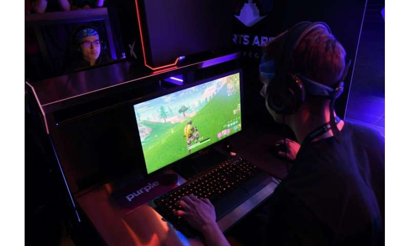 """Fortnite,"" one of the popular competitions of eSports, or video games as a spectator sport, will be a $100 million pr"