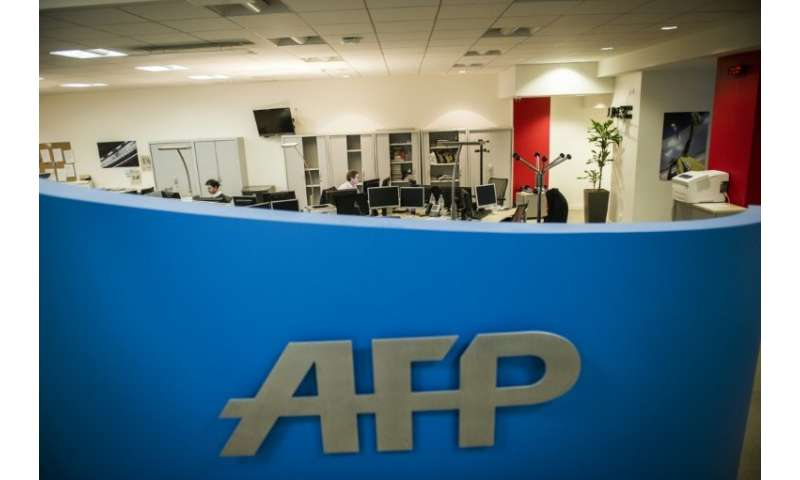 """""""We are delighted with this new (fact-checking) contract (with Facebook), which is testament to AFP's expertise and credibi"""