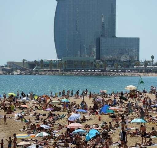 """""""We only use the sun for tourism, not for electricity,"""" Fernando Ferrando said"""