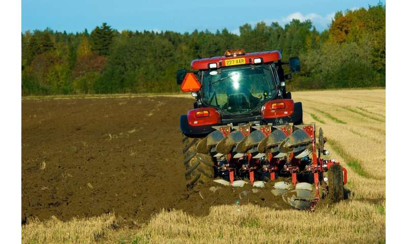 Recharging soils with carbon could make farms more productive