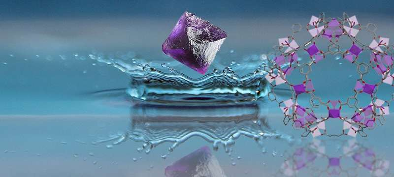 Removing heavy metals from water