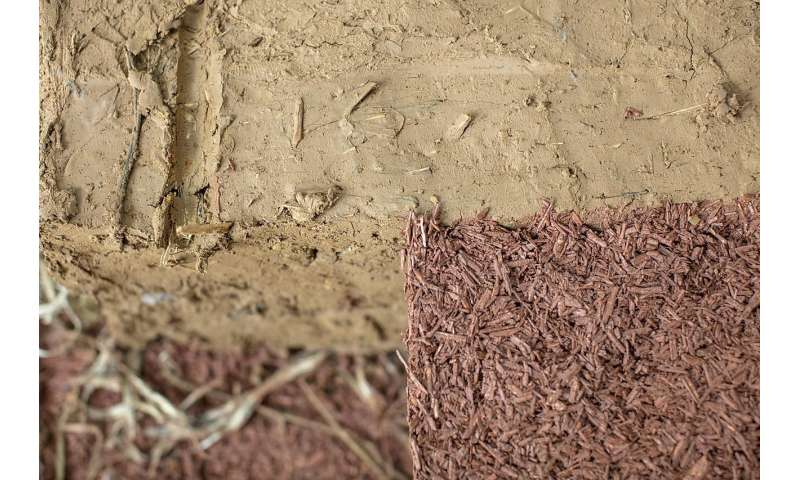 Research brings traditional sustainable building material into 21st century